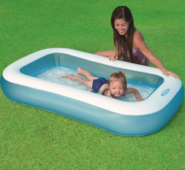 baby zwembad rechthoekig zwembadgigant