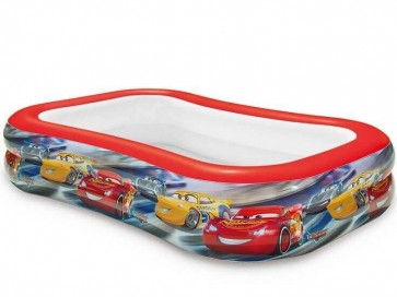 Intex zwembad groot Cars