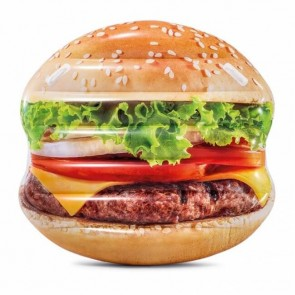Intex hamburger luchtbed