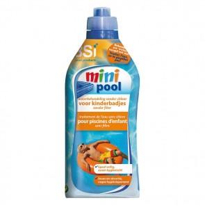 Mini Pool waterbehandeling