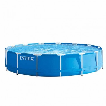 Intex Metal Frame zwembad 457 x 84 cm