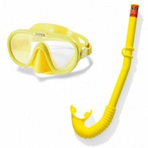 Intex Adventurer duikbril en snorkel