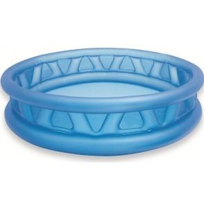 Kinderzwembad met zachte zijkant