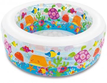 Zwembad aquarium