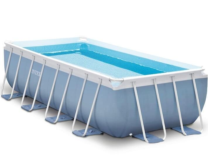 intex ultra frame pool 400 x 200 cm zwembadgigant. Black Bedroom Furniture Sets. Home Design Ideas