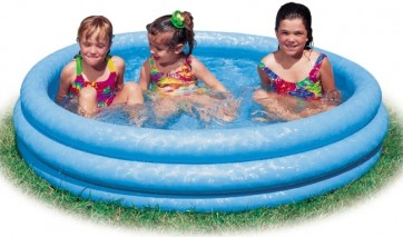 Kinderzwembad blauw