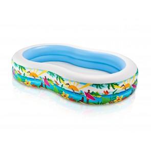 Intex opblaaszwembad