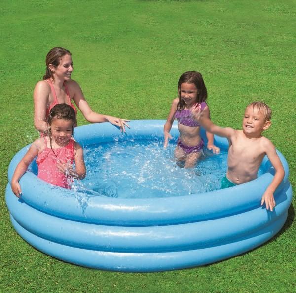 Opblaasbaar zwembad klein   Zwembadgigant