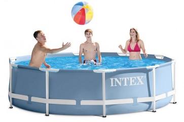 Intex Prism Frame zwembad 305 x 76 cm