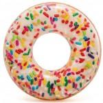 Opblaasbare sprinkles donut