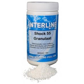 Interline Shock 55 granulaat 1 kg