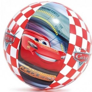 Disney strandbal van Cars