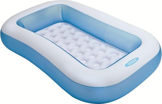 Baby zwembad rechthoekig zwembadgigant for Intex zwembad baby