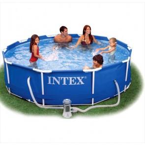 Intex opzetzwembad