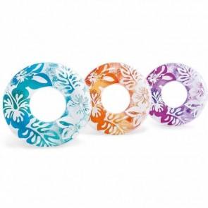 gekleurde zwembanden