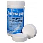 Interline Chloortabletten - Long90 200gram/1kg
