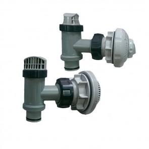 Intex aansluitset 38mm compleet