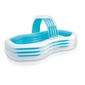 Stoeltjes zwembad