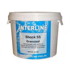 Interline Shock 55 granulaat 2.5 kg