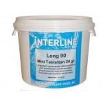 Interline Chloortabletten - Long90 20gram/2,5kg