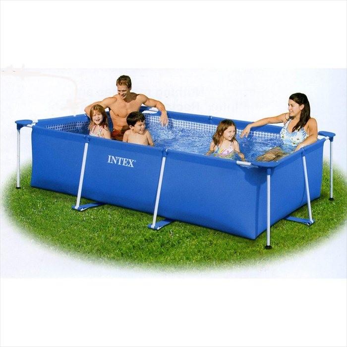 intex zwembad klein frame 220 x 150 x 60 cm zwembadgigant
