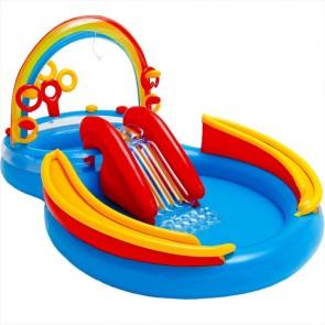 Intex speelcentrum zwembaden zwembadgigant for Intex zwembad baby