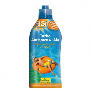 Turbo Anti-Groen & Alg - 1L