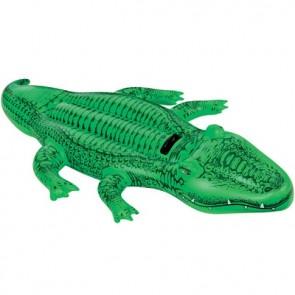 Opblaasbare krokodillen