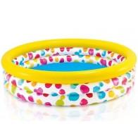 Opblaaszwembad 'Cool Dots' groot