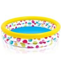Opblaasbaar zwembad 'Cool Dots' middelgroot