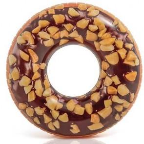 Chocolade donutzwemband