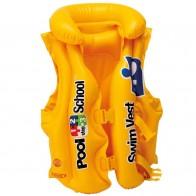 Geel Kinderzwemvest