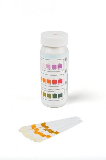 Interline teststrip chloor/pH 25 stuks