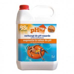BSI pH up vloeistof - 5 liter