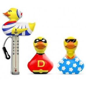 Badeend thermometer