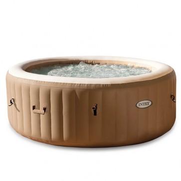 Intex opblaasbare spa met bubbels, voor vier personen