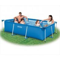 Intex zwembad Klein Frame 260 x 160 x 65 cm