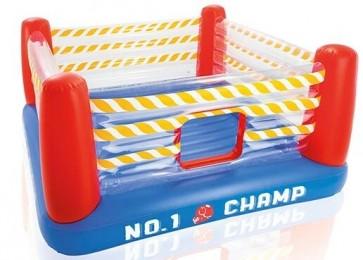 Jump-o-lene boxing ring bouncer