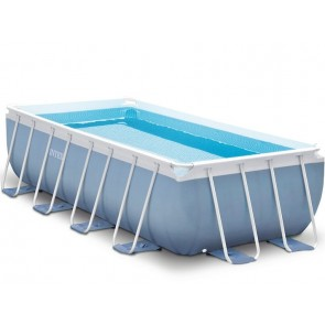 Intex Prism Frame zwembad 400 x 200 x 100 cm