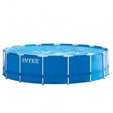 Intex Metal Frame zwembad 457 x 122 cm