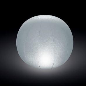 Floating LED light ball
