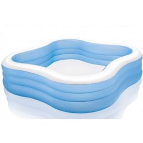 Opblaasbaar intex zwembad