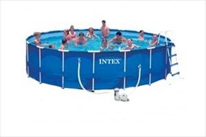 Intex Metal Frame Zwembaden
