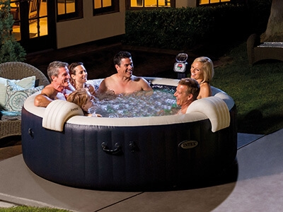 Intex Bubble Massage jacuzzi