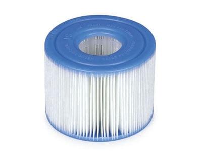 Intex opblaasbare jacuzzi met filterpomp