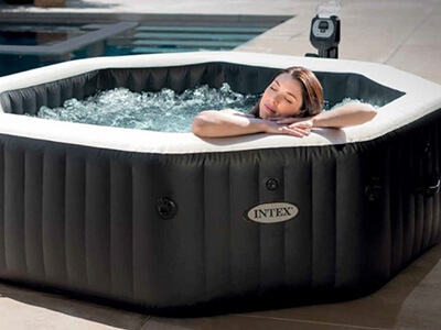 Intex PureSpa Bubble & Jets Massage
