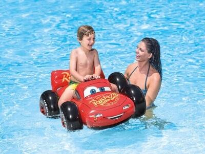 Cars zwembadracer
