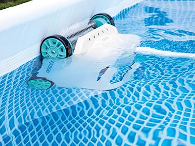 ZX300 Deluxe zwembadstofzuiger