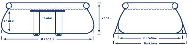 Oval Frame 610x438