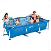 Intex klein frame zwembaden